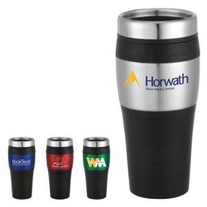 Custom Cayman Travel Tumbler