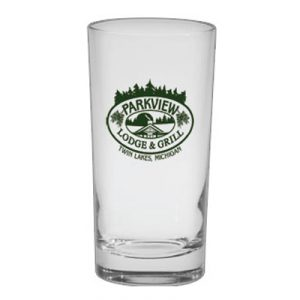 Custom 12oz Deluxe Beverage Glass