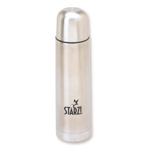 Custom 16oz Silver Bullet Travel Thermos