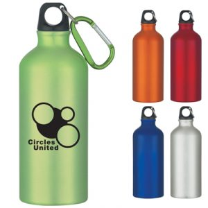 Custom 20 oz. Aluminum Bike Bottle