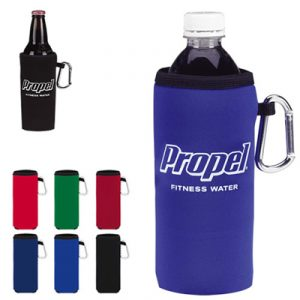 Custom Collapsible Bottle Koozie