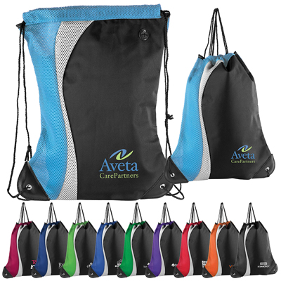 Custom Drawstring Bags As Promotional Products