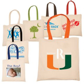 Use Custom Tote Bags for Business Exposure