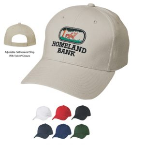 Custom Embroidered Brushed Cotton Price Buster Cap