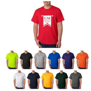 Custom Gildan Adult Heavy Cotton T-Shirt