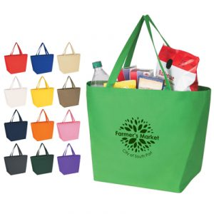 Custom Nonwoven Budget-Buster Tote Bag