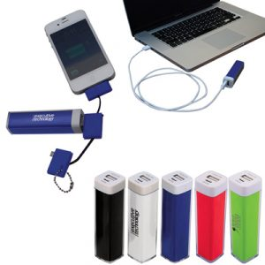 Custom Power Bank Emergency Battery Charger