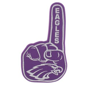 custom foam finger 14inch