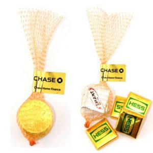 custom-mesh-bag-with-chocolate-coins