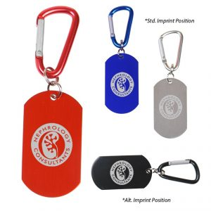 custom-dog-tag-on-carabiner