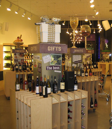 Bottlerockets New York Wine Store